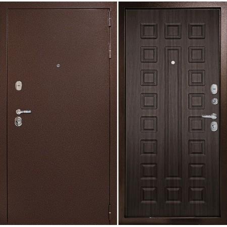 Входная дверь Континент Гарант-1 Эковенге (трехконтурные)