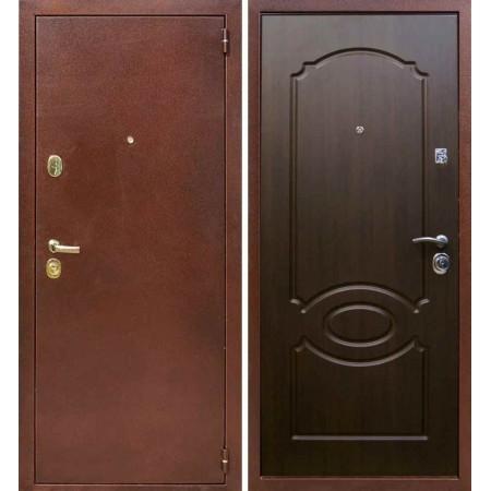 Входная дверь Лекс 2 в цвете венге