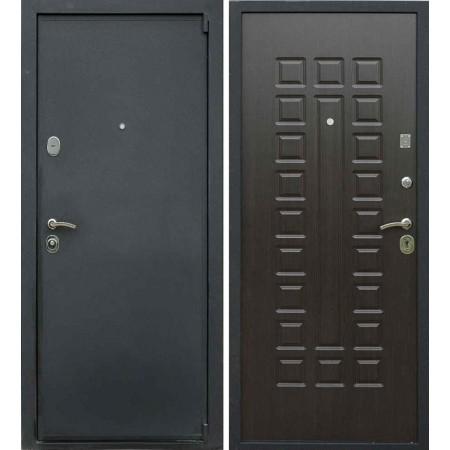 Входная дверь Лекс 3 в цвете Венге