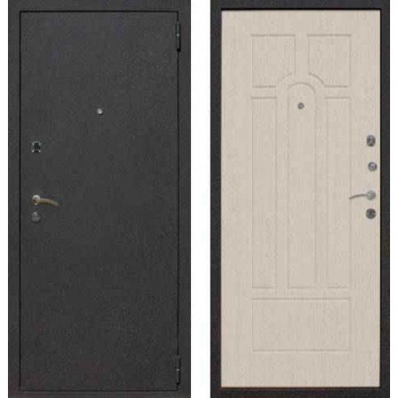 Входная дверь Лекс 1 А в цвете Беленый Дуб