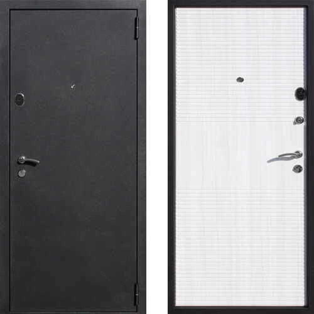 Входная дверь Цитадель Гарда Муар 7,5 см Дуб Сонома