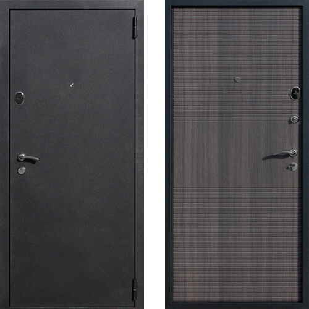 Входная дверь Цитадель Гарда Муар 7,5 см Венге Тобакко