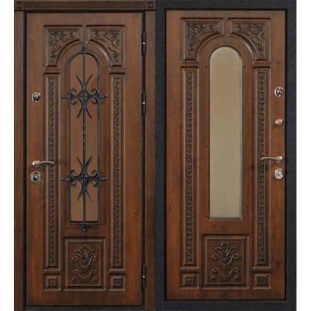 Входная дверь Йошкар-Ола С ковкой Лацио