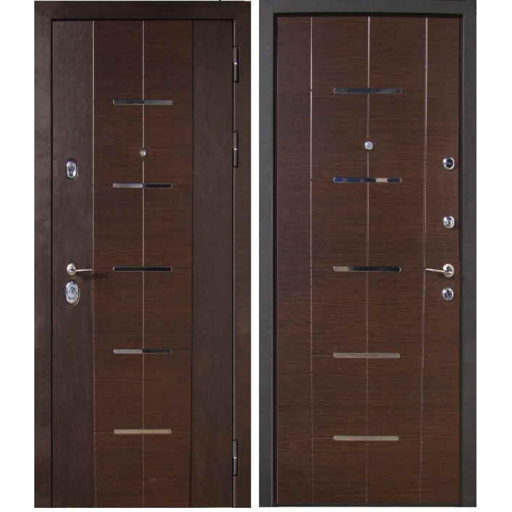 Входная дверь Йошкар-Ола Персона Технолюкс Венге  (С шумоизоляцией )