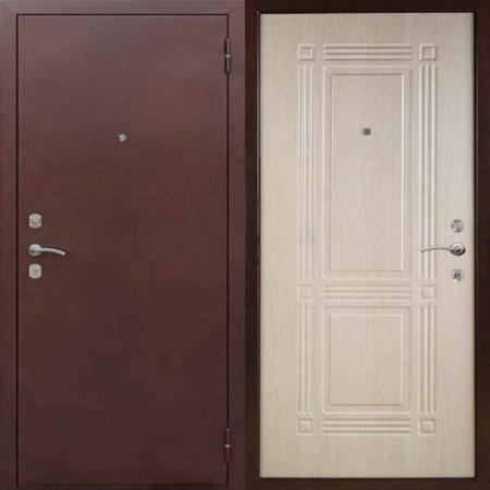 Входная дверь Йошкар-Ола Триумф белёный дуб