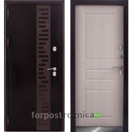 Входная дверь Урал МП Венге  (с терморазрывом)