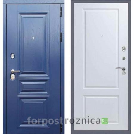 Заводские двери М600 Альберо ночи панель Доррен Эмаль белая