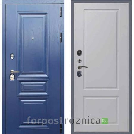 Заводские двери М600 Альберо ночи панель Доррен Эмаль светло-серая