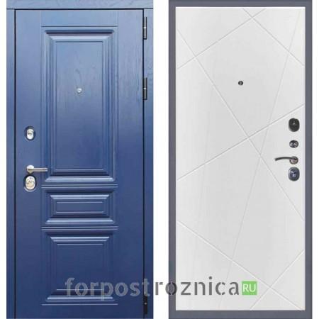 Заводские двери М600 Альберо ночи Флитта эмаль белая