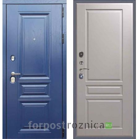 Заводские двери М600 Альберо ночи панель Стокгольм Эмаль светло-серая