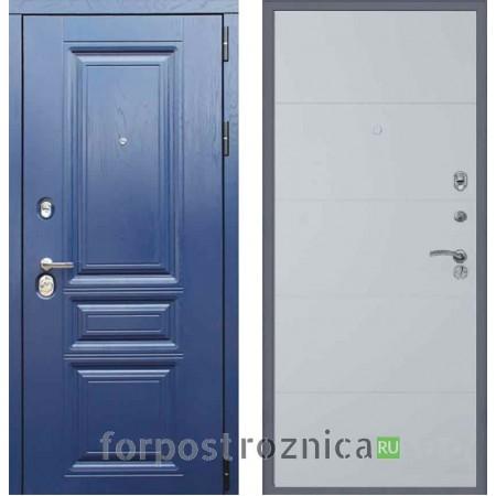 Заводские двери М600 Альберо ночи панель Тривиа Эмаль светло-серая
