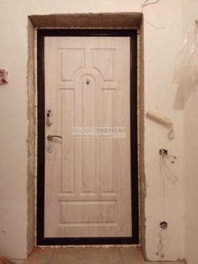 Металлическая дверь Титан 3К Арка (с шумоизоляцией)