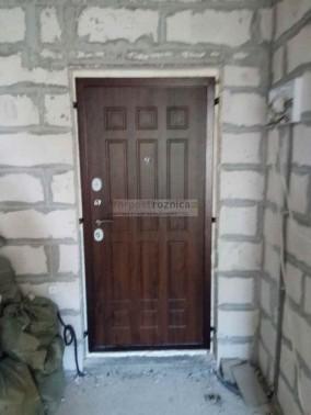 Металлическая дверь Йошкар-Ола Спарта - Винорит - 3К (Улица)