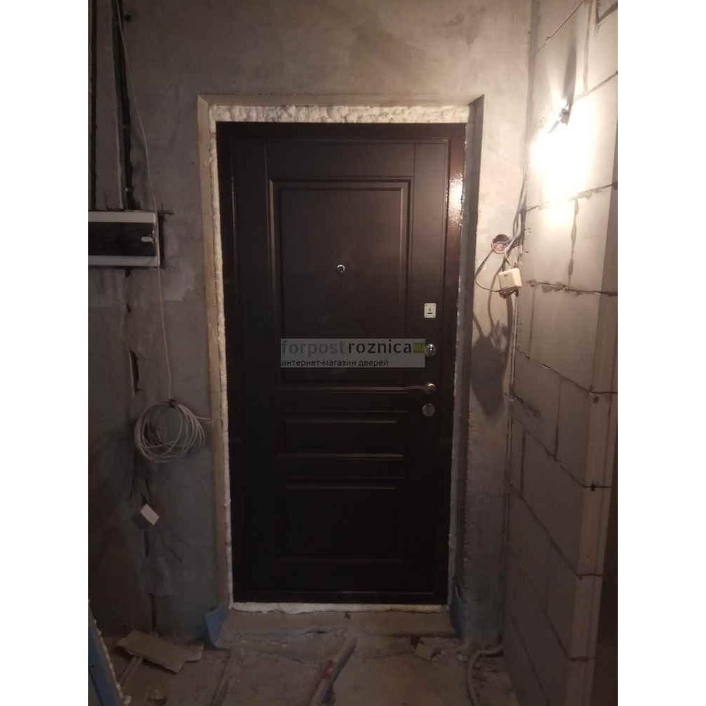 Входная дверь Рекс 6 Венге  ( С шумоизоляцией )