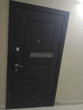 Металлическая дверь ReX 6 Венге ( С шумоизоляцией )