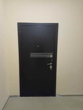 Металлическая дверь ReX 5А Акация Светлая Поперечная ( Трехконтурные )