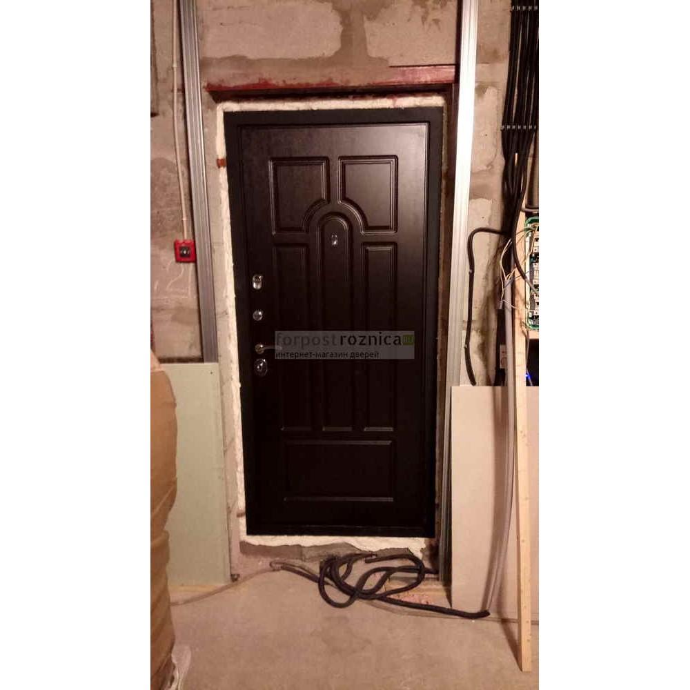 Входная дверь Рекс Верона 16 Венге ( Трехконтурные )