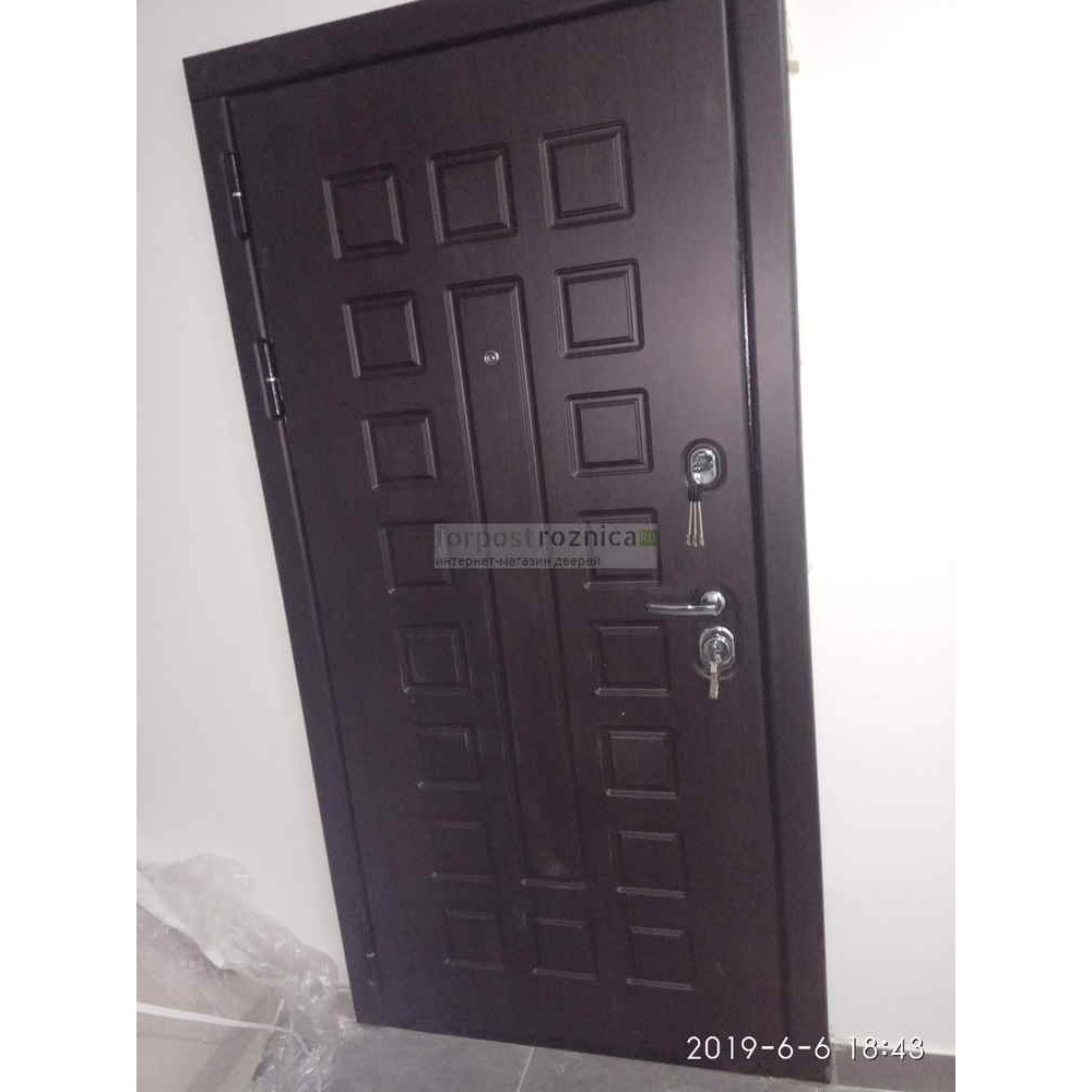 Входная дверь Сударь МД-30 (с шумоизоляцией)