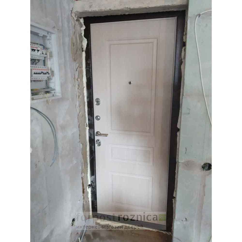 Входная дверь Ратибор Лондон 3К Экодуб (трехконтурные)