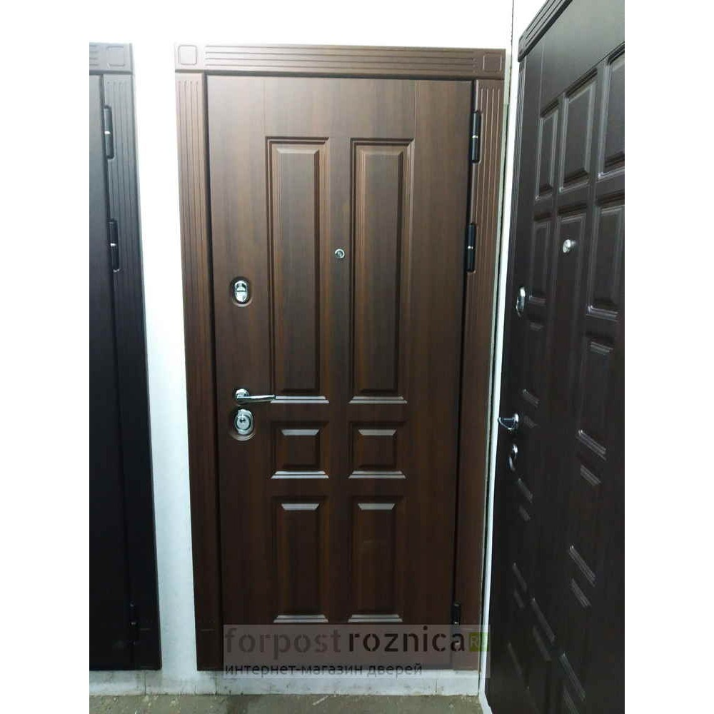Входная дверь Сударь МД-43 (сейфовые)