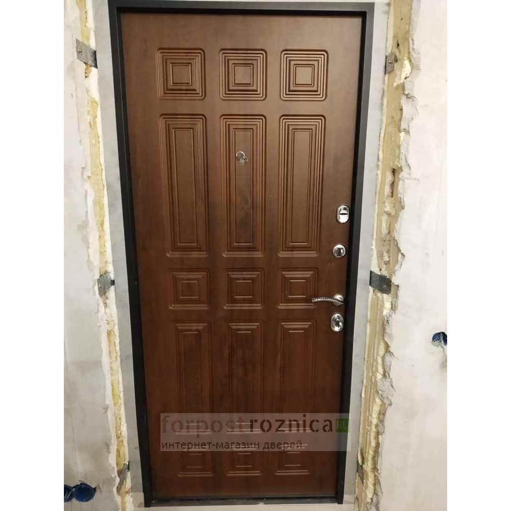 Входная дверь Йошкар-Ола Спарта - Винорит - 3К (Улица)