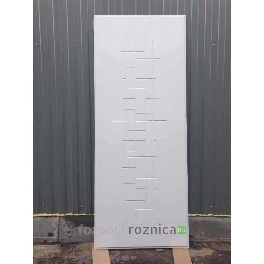 Входная дверь REX Премиум H венге ФЛ-289 Роял вуд белый