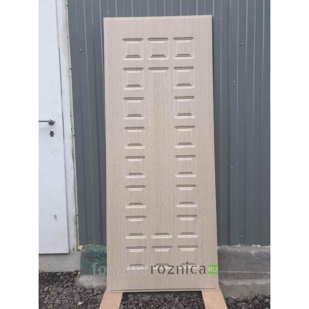 Входная дверь REX 23 Пчела ФЛ-183 Беленый дуб