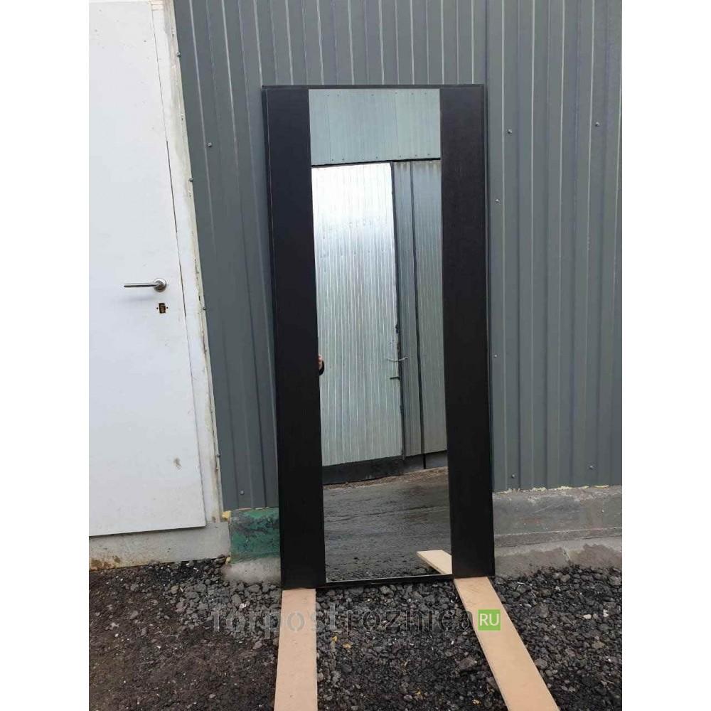 Входная дверь REX Премиум H венге сб-16 венге