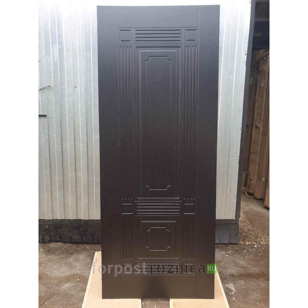 Входная дверь REX Премиум H венге «ФЛ-2» Венге
