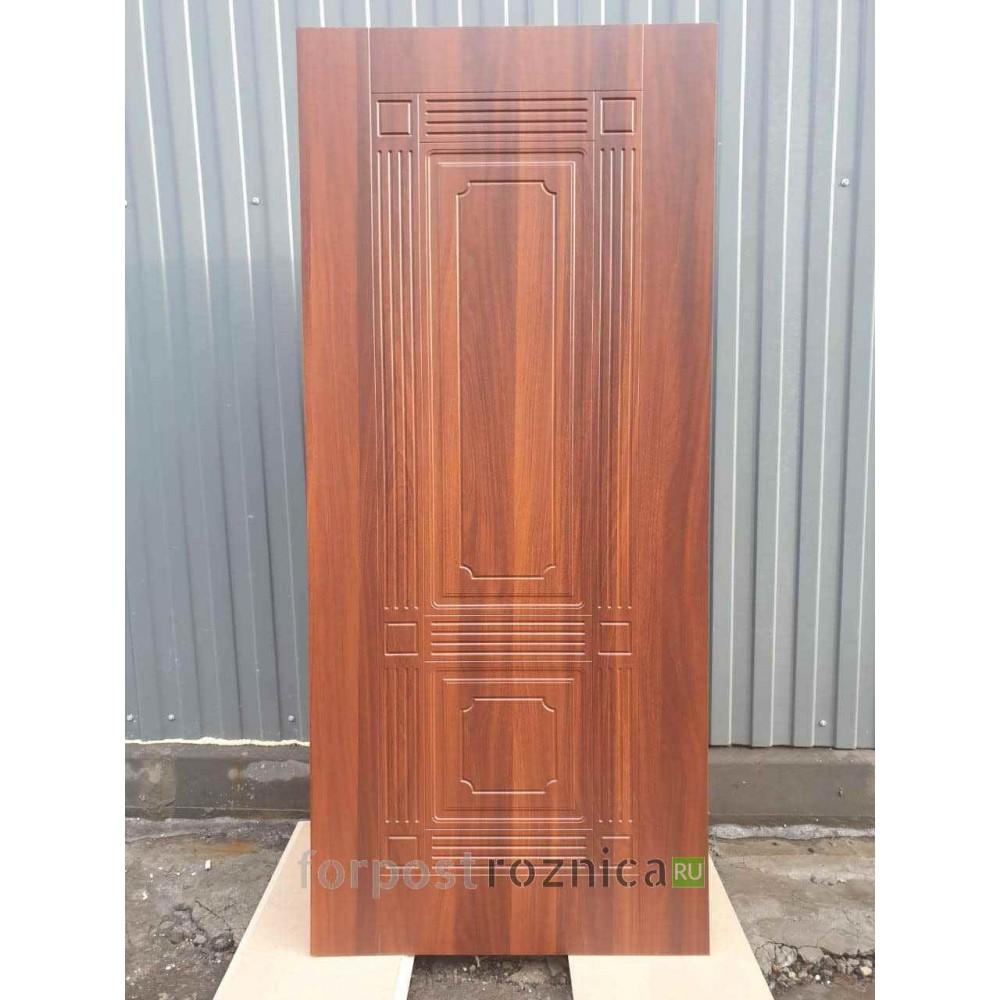 Входная дверь REX Премиум H венге «ФЛ-2» Береза мореная